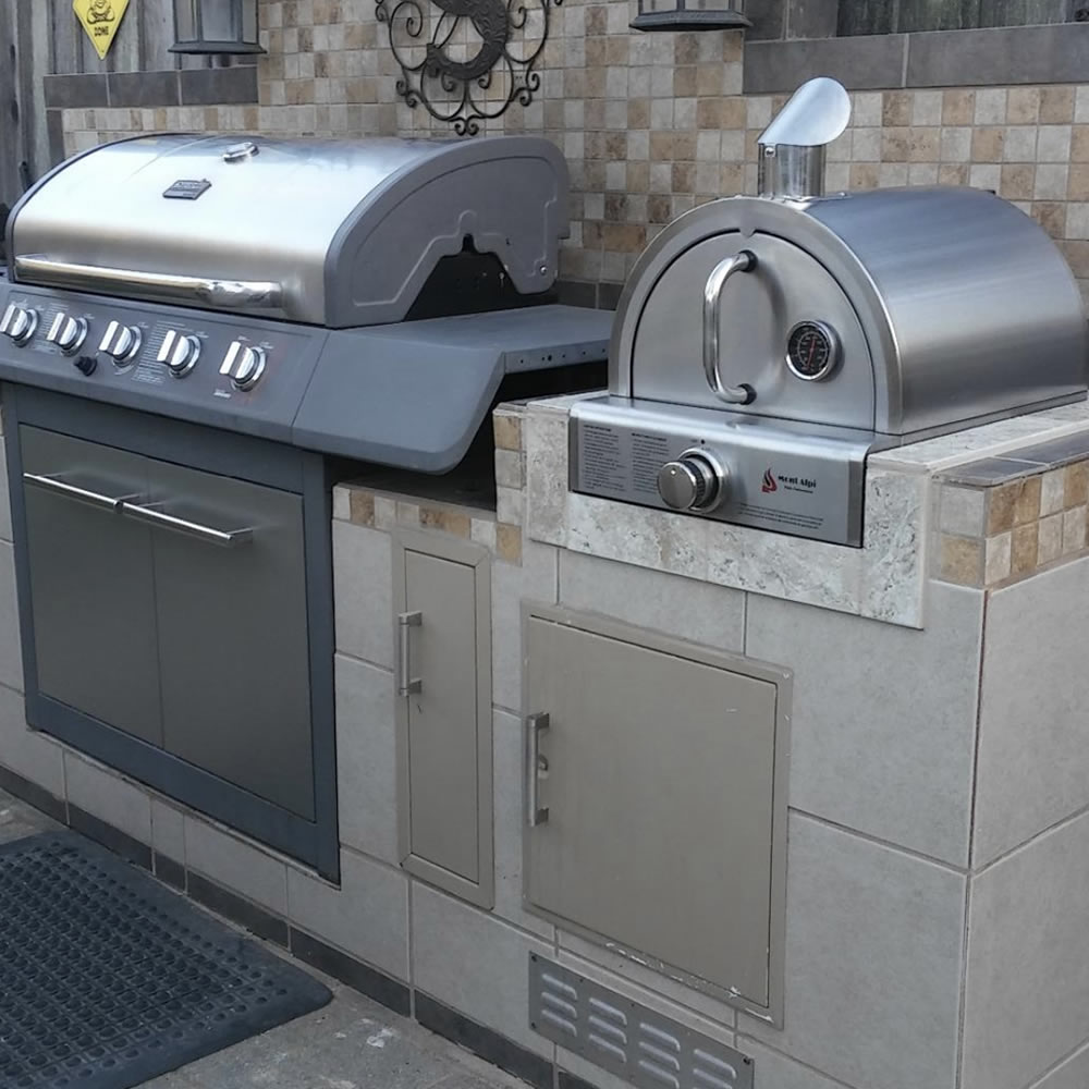 portable counter top pizza oven for sale online