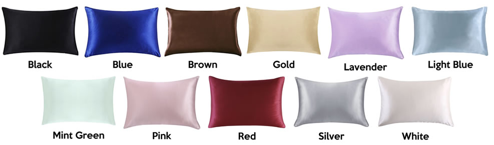 where to buy silk pillowcases online