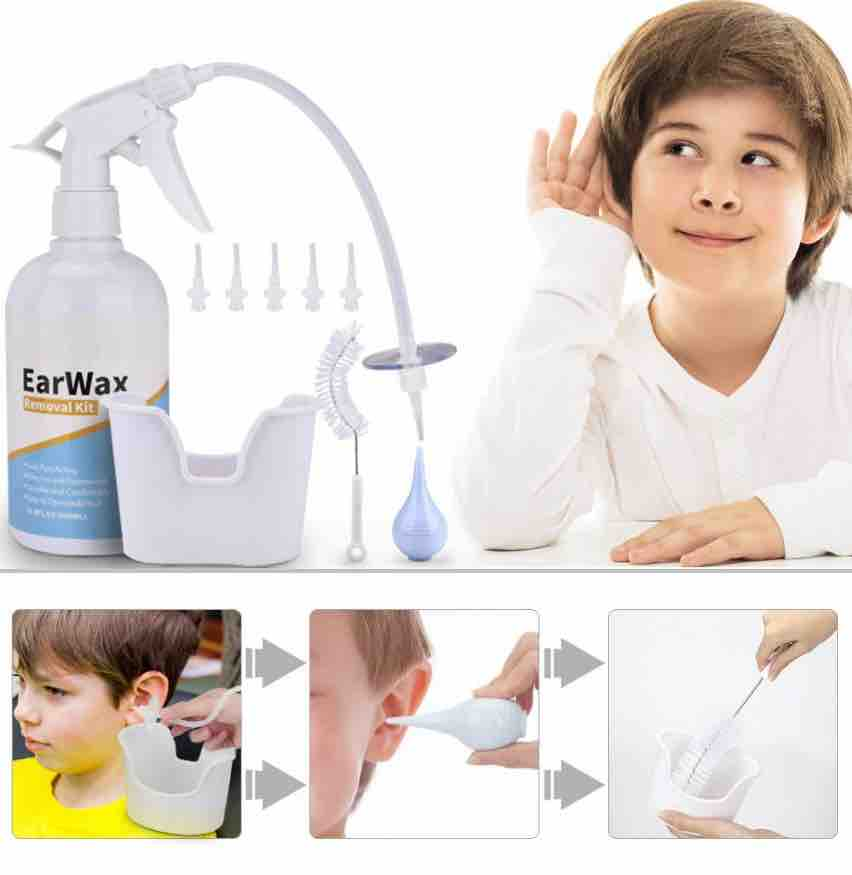 buy earwax washer system online