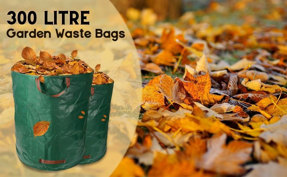 reusable garden leaf bag