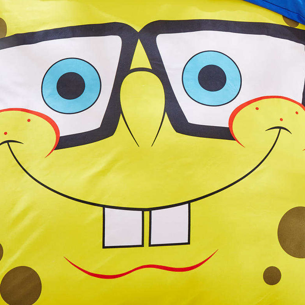 sponge bob bed sheets twin