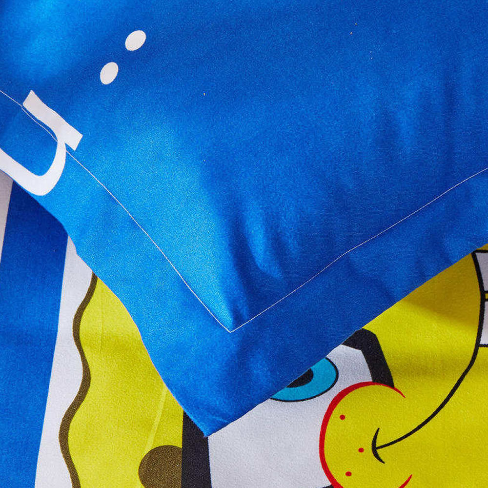 sponge bob twin size bedding set