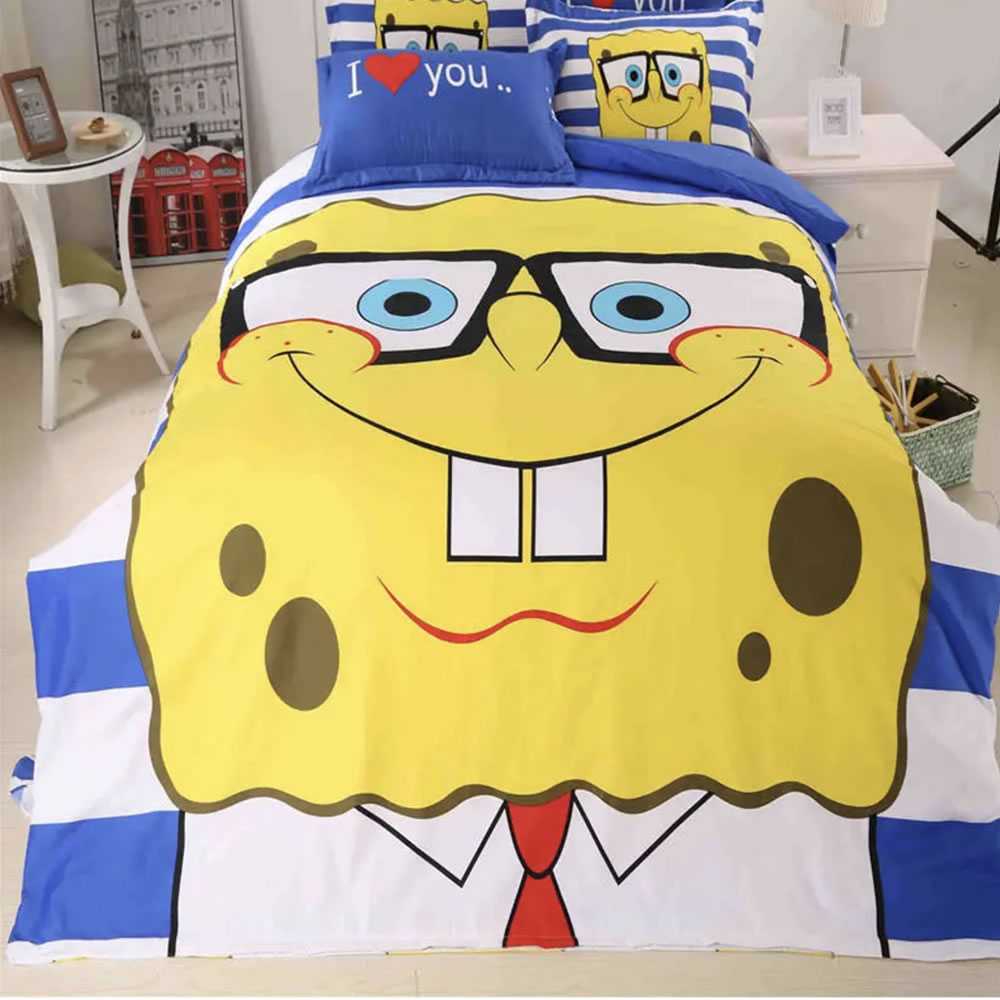 where to buy sponge bob square pants bedding