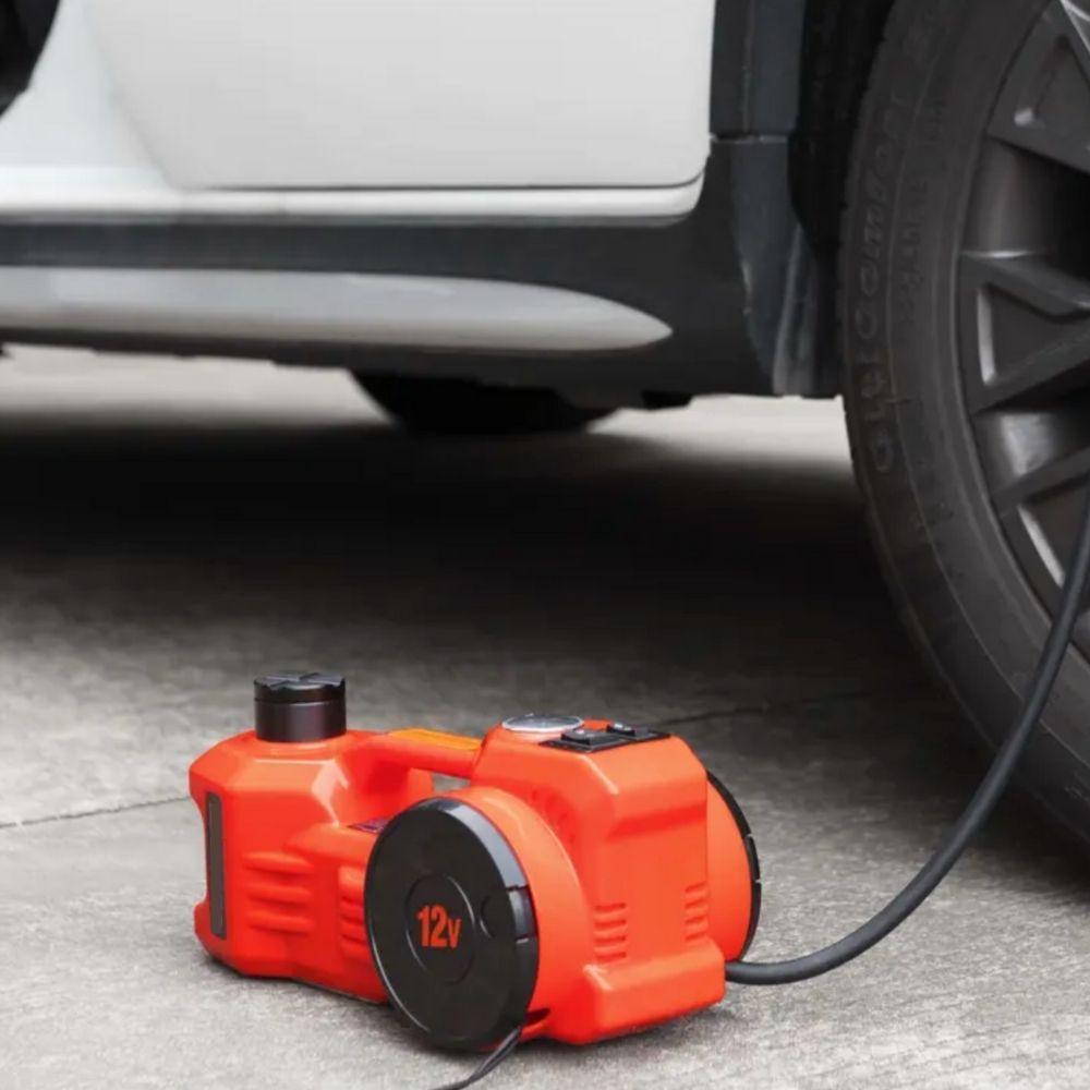 buy electric car tyre pump kit